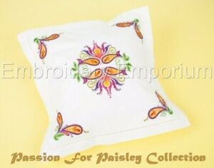 PASSION FOR PAISLEY COLLECTION - M/C EMBROIDERY DESIGNS ON CD OR USB