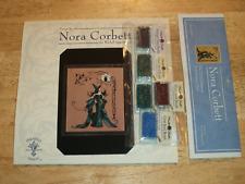 "Nora Corbett ""MINERVA"" Bewitching Pixies Pattern and Embellishment Pack FAIRYOwl"