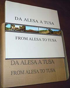 LIBRO G. Giordano DA ALESA A TUSA (Graphicadue 1983) arte storia Sicilia Messina