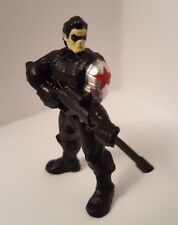 Marvel 500 Micro Figures Series 3 Winter Soldier Black