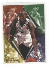 1994-95 FLEER BASKETBALL 1ST. FIRST YEAR PHENOMS SHARONE WRIGHT #10 OF 10 76ERS