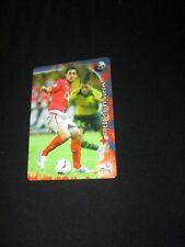 FRED  OL LYON LYONNAIS Trading card carte DERBY TOTAL PANINI 2006-2007
