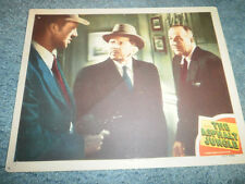 THE ASPHALT JUNGLE(1950)SAM JAFFEE STERLING HAYDEN