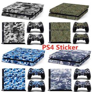 PS4 Gamepad Consoles Skin Gamepad Stickers Console Sticker Wrap Vinyl Dticker