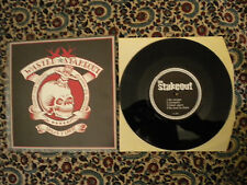 Wasted  / The Stakeout EP ISD REBELLES E.SKINHEAD PUNK OI! RANCID EXPLOITED