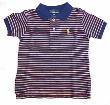 Ralph Lauren Polo & Carters One Piece Baby Boys Cotton Polo Shirts Size 12 Mos