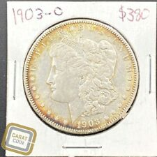 1903-O Morgan Dollar KEY DATE AU About Uncirculated New Orleans Mint S$1 Coin