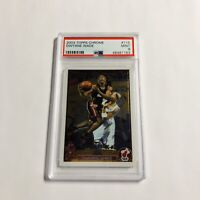 Dwyane Wade 2003 Topps Chrome PSA 9 Rookie Card RC #115