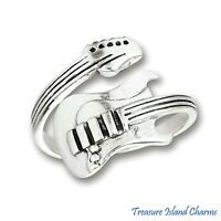 9 6 10 Music Notes Scale 925 Solid Sterling Silver Band Ring Size 5 8 7