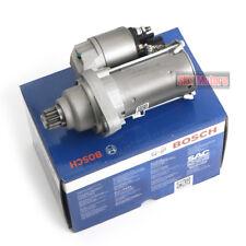 Starter Motor Flywheel Bosch OE For AUDI S3 TTS VW Jetta Golf Passat 2.0 TSI 6MT