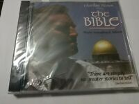 THE BIBLE Charlton Heston CD Music Sountrack NEW  SEALED
