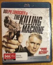 The Killing Machine Blu-Ray - New & Sealed - Region A, B & C