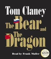 The Bear and the Dragon (A Jack Ryan Novel) Clancy, Tom Audio CD