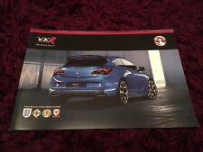 Vauxhall Vxr Folleto-Corsa, astra, insignia, VXR8 R8 - 2014 edición 1