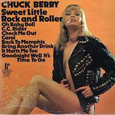 CHUCK BERRY sweet little rock & roller U.S. PICKWICK LP SPC-3345_early 70's MINT