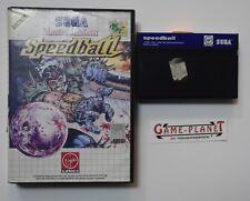 Speedbal Sega Master System (1988)  OVP / Box Verpackung Virqin Games