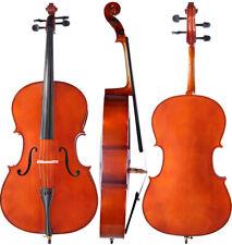 FR Violoncelle 4/4 M-tunes No.140 en bois - pour les étudiants