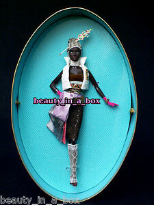 """Coco Barbie Doll Chapeaux Collection Byron Lars SHIPPER AA African American """""""