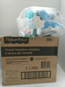 Fisher Price Little People Travel Together Airplane Mip