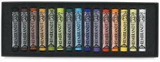 Rembrandt Artistas Pastel Set-Tamaño completo pasteles - 15 Colores-selección generales