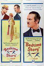 BEDTIME STORY Movie POSTER 27x40