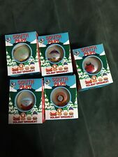 South Park Christmas Tree Ornaments Holiday Set Comedy Central