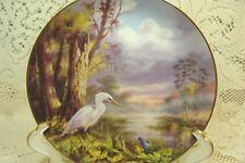 Danbury Mint Plate Tranquil Beauty 1993 God Bless America Series Everglades Park