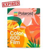 EXPIRED - Polaroid Originals TROPICS EDITION Color instant film for 600 OneStep