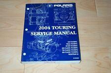 2004 Touring 340 600 700 800 Classic Trail LX Polaris Snowmobile Service Manual