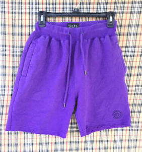 10 Deep Shorts VCTRY Purple Size Small S