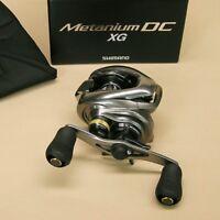 Shimano Metanium DC 100XG Low Profile Baitcast Fishing Reel 8.5:1 METDC100XG
