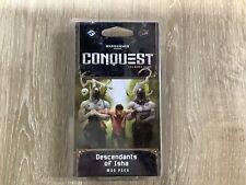 Games Workshop  Warhammer 40k Conquest Descendants of Isha War Pack