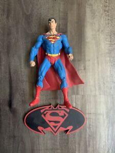 Superman DC Direct Batman Public Enemies Figure Loose Ed McGuinness Series 1