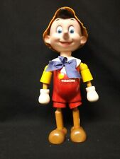 Composition  Pinocchio Doll by The Ideal Toy Company, 1940