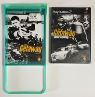 The Getaway 1 & Black Monday (Sony PlayStation 2, 2003) Sealed + Security Case