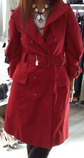 Trench donna RED VALENTINO rosso tg 42