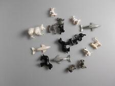 Lego® Belville Zubehör 17x Tiere Hund-Katze -Hase -Delfin -Eisbär