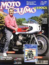 1997-04 Motociclismo d'Epoca DOSSIER GILERA QUATTRO - PIAGGIO VESPA SEI GIORNI