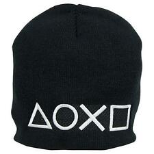 Sony PlayStations Buttons Logo Winter Beanie Hat ~ One Size ~ NEW