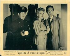 QUEEN OF BURLESQUE EVELYN ANKERS CARLETON YOUNG LOBBY