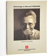 Hommage a Edward Steichen: Collection de la BCEE 2000 Art Photography Exhibit