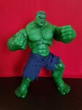 MARVEL 2003 12 INCH INCREDIBLE HULK MOVIE ROTOCAST POSEABLE Action FIGURE
