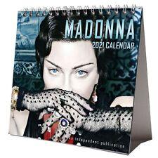 Madonna 2021 Desktop Calendar NEW