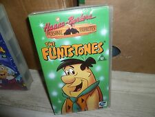 The Flintstones Hanna-Barbera childrens video tape cassette VHS *107