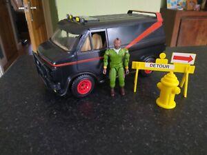 A-Team Tactical Van (Galoob 1983) excellent condition