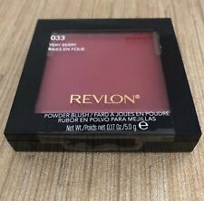 Revlon Powder Blush, 033 Very Berry