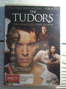The Tudors : Season 1 DVD Drama Series Jonathan Rhys Meyers