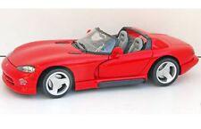 1:18  Bburago 1992 Red Dodge Viper RT/10 Item 3025