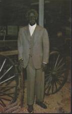 John Trammel 17 Year Cook Jesse James Gang Wax Museum Stanton MO Vintage PC Rare