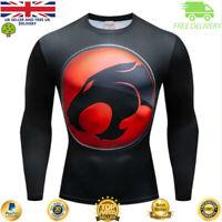 Compression top MMA BJJ gym superhero avengers marvel muscle Black Panther